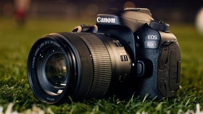 Canon EOS 80D VS. Nikon D7500: another hot competition